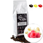 White Chocolate & Raspberry (Flavoured Coffee)